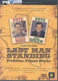 Last Man Standing Politics, Texas Style - (Region 1 Import DVD)