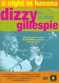 Dizzy Gillespie - A Night In Havana - Dizzy Gillespie In Cuba - (Region 1 Import DVD)