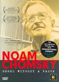 Noam Chomsky:Rebel Without a Pause - (Region 1 Import DVD)