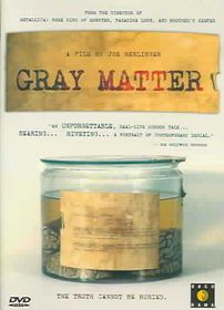 Gray Matter - (Region 1 Import DVD)