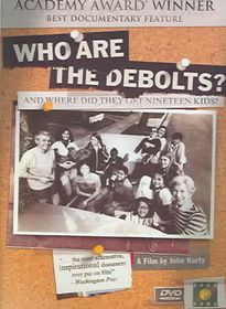 Who Are the Debolts - (Region 1 Import DVD)