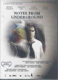 Notes from Underground - (Region 1 Import DVD)
