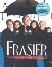 Frasier:Complete Second Season - (Region 1 Import DVD)