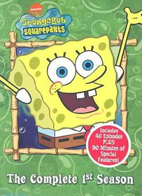 Spongebob Squarepants:Complete 1st - (Region 1 Import DVD)
