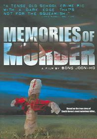 Memories of Murder - (Region 1 Import DVD)