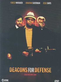 Deacons for Defense - (Region 1 Import DVD)