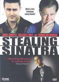 Stealing Sinatra - (Region 1 Import DVD)