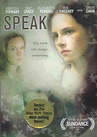 Speak - (Region 1 Import DVD)
