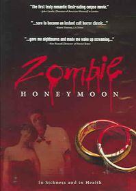Zombie Honeymoon - (Region 1 Import DVD)
