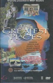 Greatest Places - (Region 1 Import DVD)