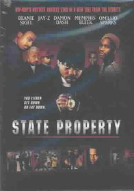 State Property - (Region 1 Import DVD)