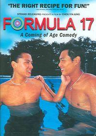 Formula 17 - (Region 1 Import DVD)