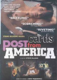 Postcards from America - (Region 1 Import DVD)