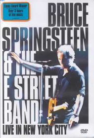 Bruce Springsteen - Live In New York City (DVD)