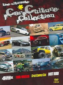Car Culture Collection - (Region 1 Import DVD)