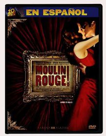 Moulin Rouge - (Region 1 Import DVD)