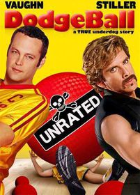 Dodgeball:Unrated Version - (Region 1 Import DVD)