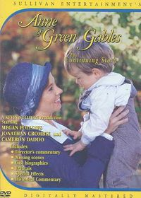 Anne of Green Gables - The Continuing Story - (Region 1 Import DVD)