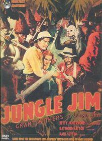 Jungle Jim - (Region 1 Import DVD)