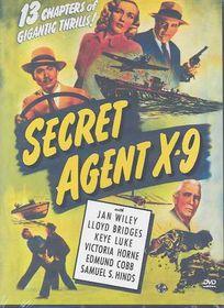 Secret Agent X-9 - (Region 1 Import DVD)