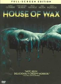 House of Wax - (Region 1 Import DVD)