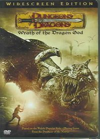 Dungeons & Dragons: Wrath of the Dragon God - (Region 1 Import DVD)