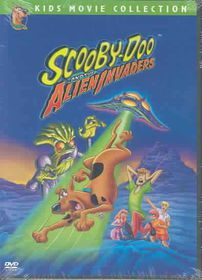Scooby Doo and the Alien Invaders - (Region 1 Import DVD)