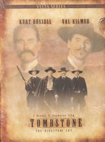 Tombstone Vista Series - (Region 1 Import DVD)