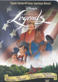 American Legends - (Region 1 Import DVD)