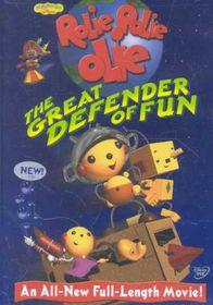 Rolie Polie Olie:Great Defender of - (Region 1 Import DVD)