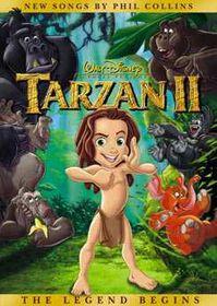Tarzan II - (Region 1 Import DVD)