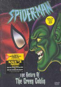 Spider-Man: The Return of the Green Goblin - (Region 1 Import DVD)