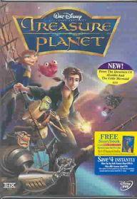 Treasure Planet - (Region 1 Import DVD)