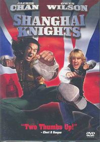 Shanghai Knights - (Region 1 Import DVD)