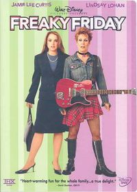Freaky Friday - (Region 1 Import DVD)