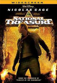National Treasure - (Region 1 Import DVD)