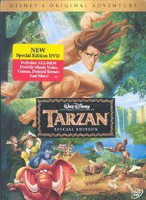 Tarzan:Special Edition - (Region 1 Import DVD)