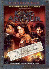 King Arthur Director's Cut - (Region 1 Import DVD)