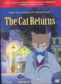 Cat Returns - (Region 1 Import DVD)