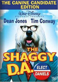 Shaggy D.A. (Region 1 Import DVD)
