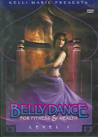 Belly Dance for Fitness and Health with Kelli Marie - (Region 1 Import DVD)