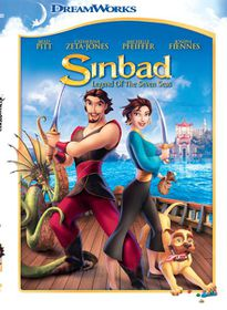 Sinbad: Legend of the Seven Seas (DVD)