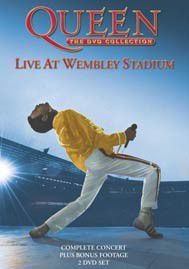 Queen - Live At Wembley Stadium - 25th Anniversary Edition (DVD)