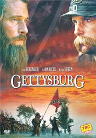 Gettysburg (Import DVD)