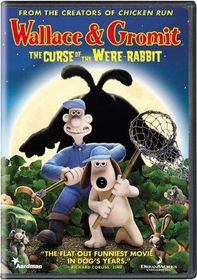 Wallace & Gromit in The Curse of the Were-Rabbit - (DVD)