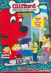 Clifford:New Baby on the Block - (Region 1 Import DVD)