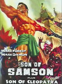 Son of Samson/Son of Cleopatra - (Region 1 Import DVD)