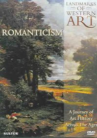 Landmarks of Western Art:Romanticism - (Region 1 Import DVD)