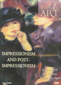Landmarks of Western Art 6: Impressionism and Post-Impressionism - (Region 1 Import DVD)