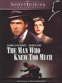 Man Who Knew Too Much - (Region 1 Import DVD)